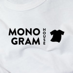 Monogram House: Embroidery, Screen Printing & Apparel