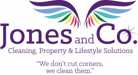 Jones and Co Cleaning, Property & Lifestyle Solutions